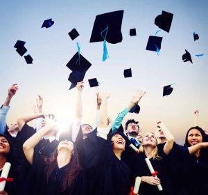 Top MBA School Graduation