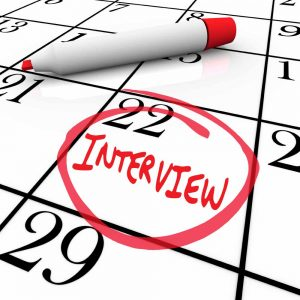 MBA Interview Date